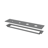 4-hole plate for bath group