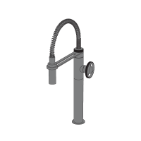 Kato sink mixer w/pull-out shower