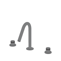 3-hole basin set
