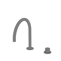 2-hole basin set